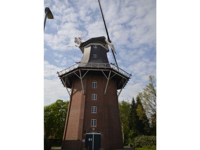 Die Vareler Windmühle