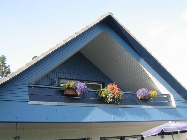 Ferienhaus Friesenblau, Wohnung im OG