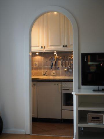 Übergang Küche