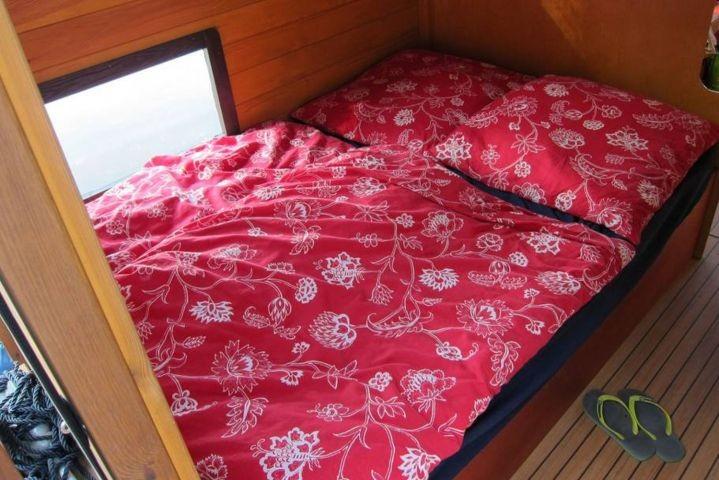 Französisches Bett 1,40 x 2,00 m