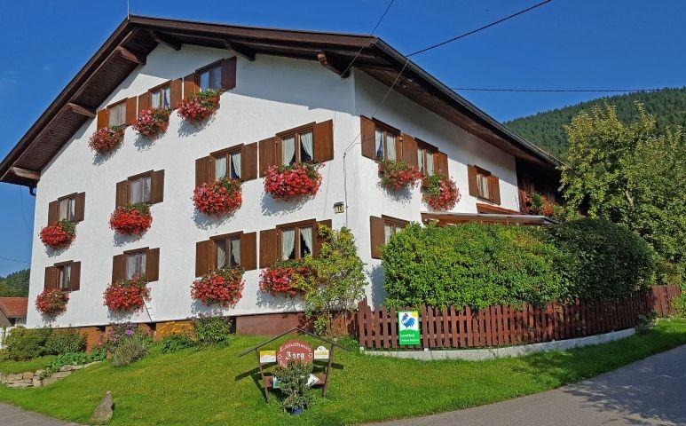 Urlaub auf dem Landhof in Bayern