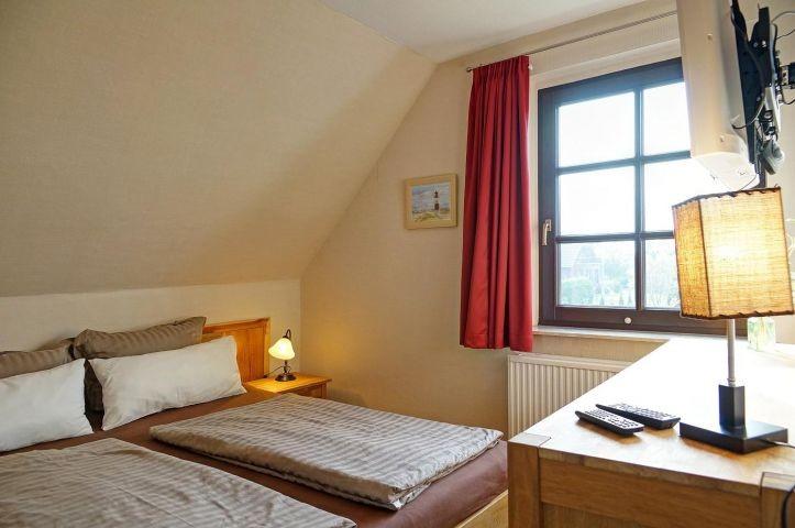 Schlazimmer 2  im Obergeschoß