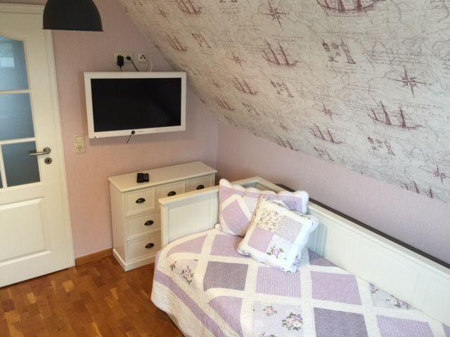 Schlazimmer 3 im Obergeschoß