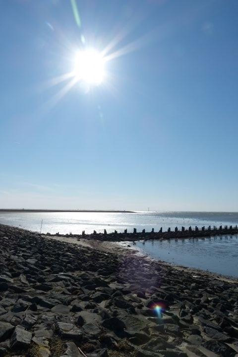 Sonne und Meer - einfach wunderbar