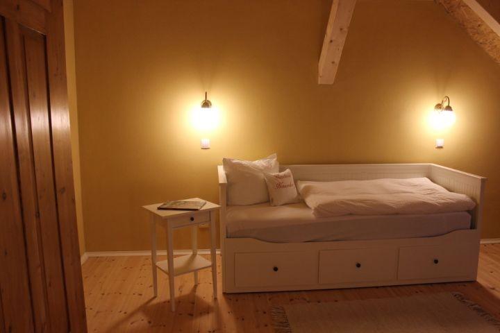 Schlafzimmer 2 (4 Betten)