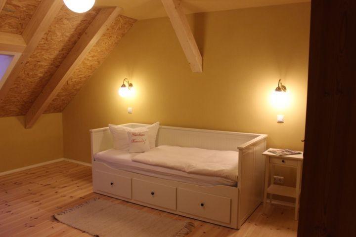 Schlafzimmer 3 (4 Betten)