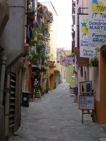 Altstadt von Gruissan