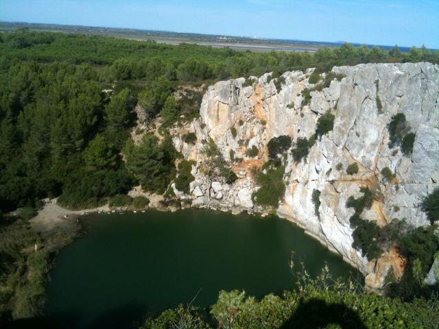 Ausflugsziel 'Oeil doux' (20 km)