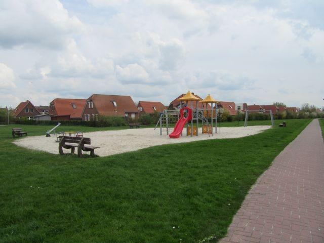 Spielplatz in der Siedlung