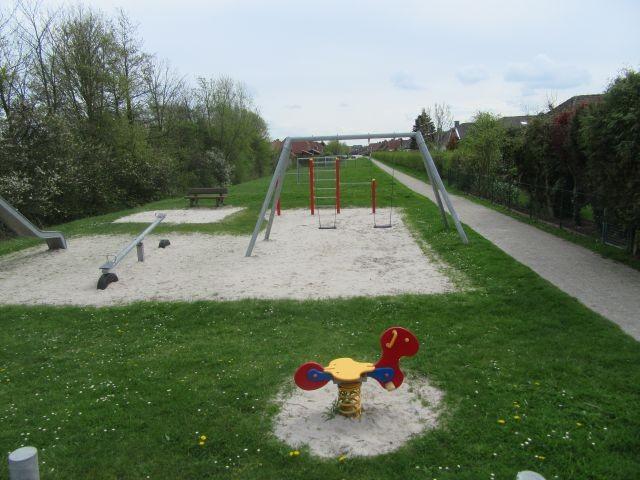Spielplatz in Neßmersiel