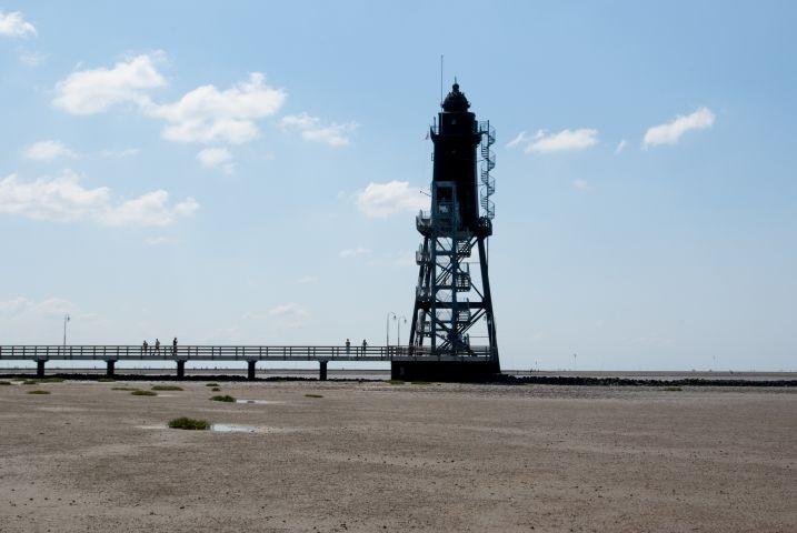 Leuchturm Ober Eversand