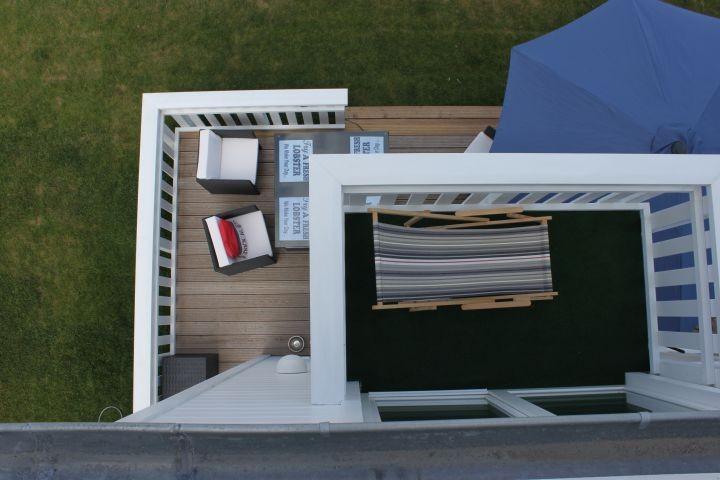 Terrassen und Balkon