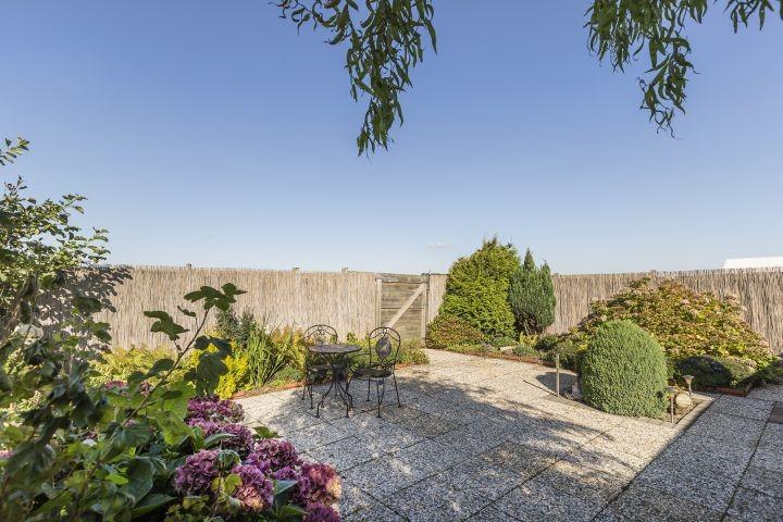 Gartenbereich für die Stolpbauernhaus