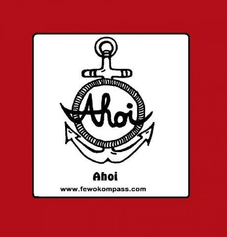 """Logo """"Ahoi"""""""
