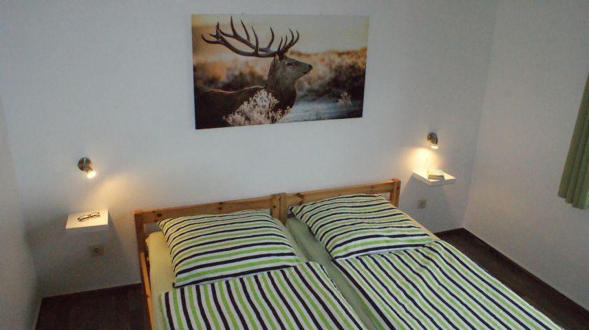 1. Schlafzimmer Doppeltbett