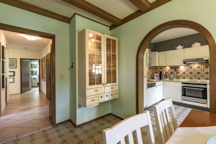 Flur Esszimmer Küche