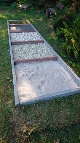 Hunde Trainingsplatz/ Konzentrationspfad