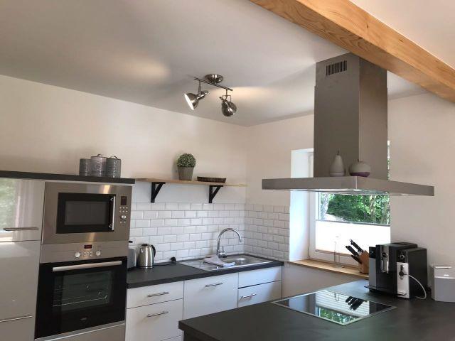 Ferienhaus Wildbeere - Küche