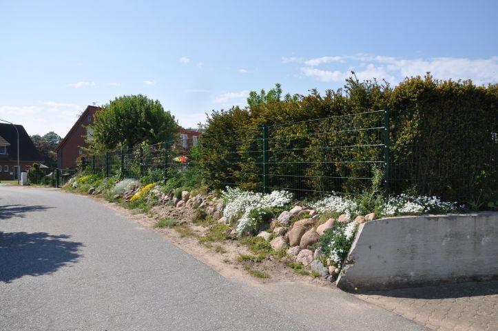 Grundstücksgrenze