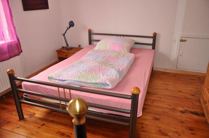 Schlafzimmer 2 Doppelbett (1,40)