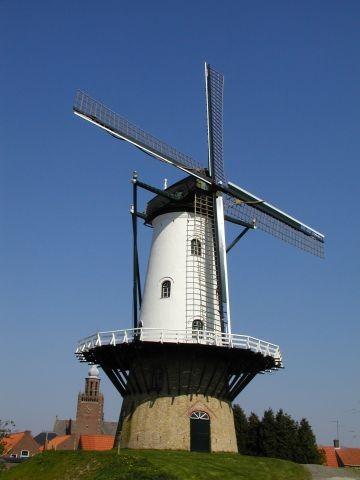 Windmühle bei Damme