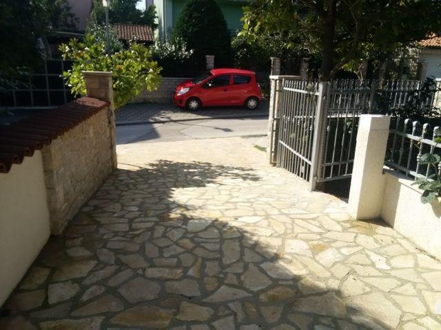 Parken bei der Wohnung