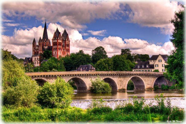 Limburger Dom an der Lahn