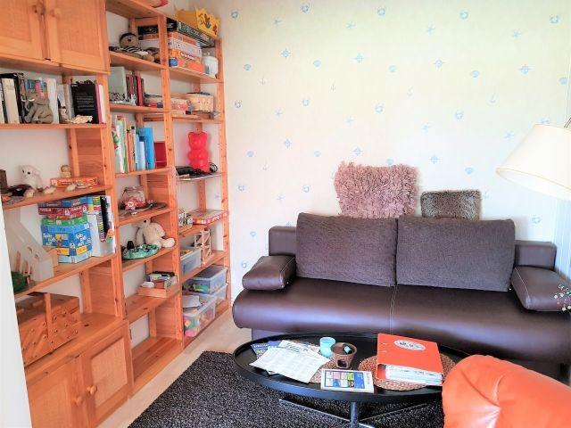 Kuschelecke/Gästebett