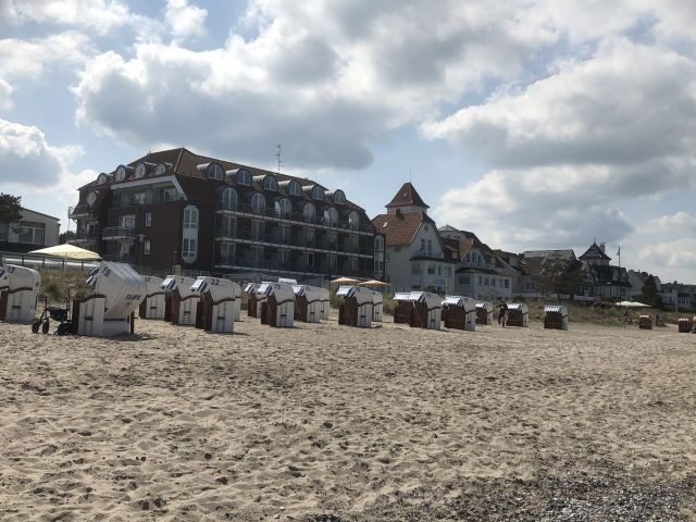 Appartementhaus 50 m zum Strand