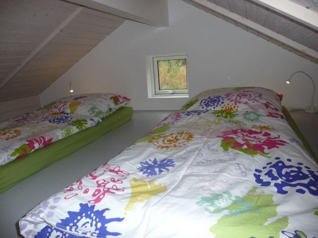 gemütlicher Schlafboden
