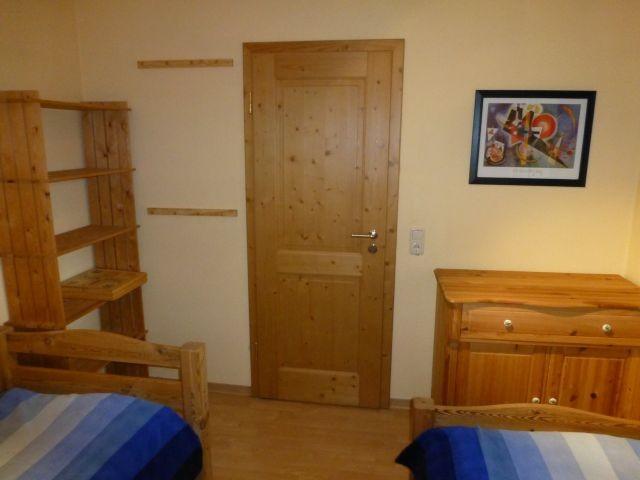Schlafzimmer im Parterre