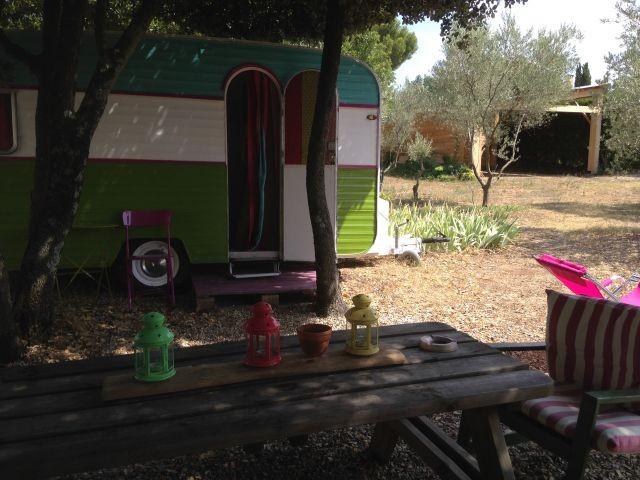 Gypsie caravan