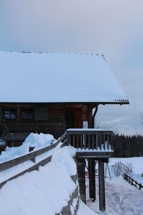 sehr Schneesicher im Winter