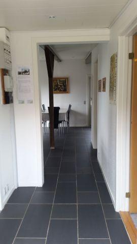 Eingang - Fußbodenheizung