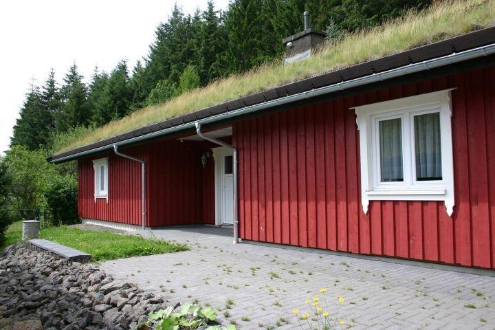 Doppelhaus Elchbüsch/ Biberbüsch nach norwegischem Vorbild