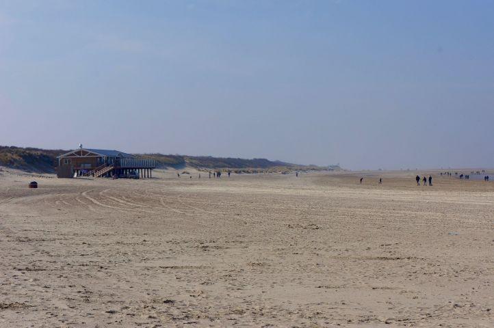 Strand Renesse (nur 10 Gehminuten!)
