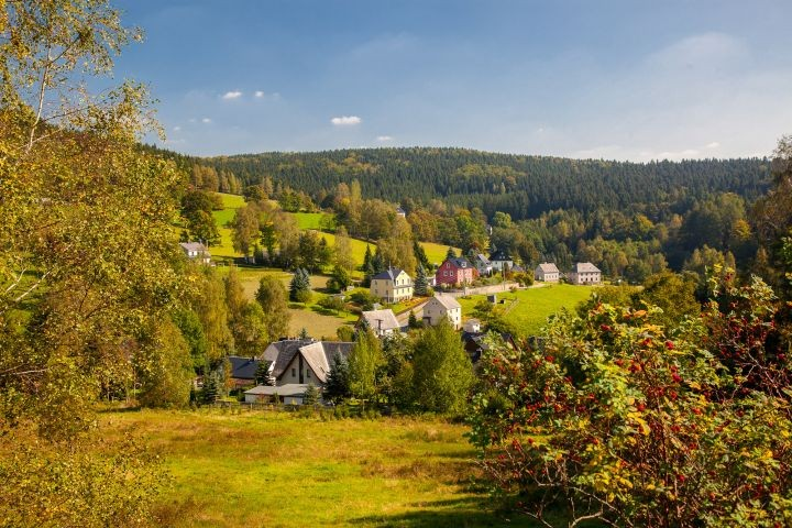 Ortsansicht Schindelbach