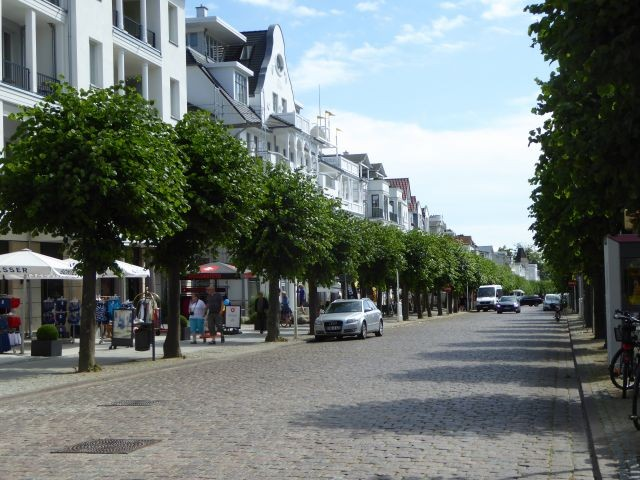 Selliner Wilhelmstrasse