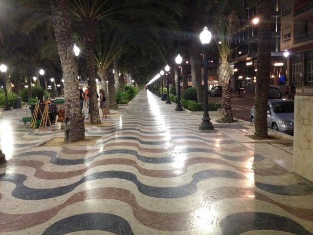 Promenade Alicante