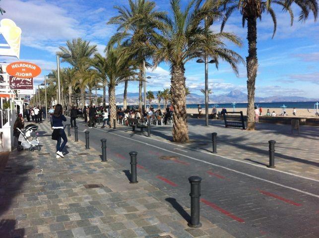 Strand San Joan