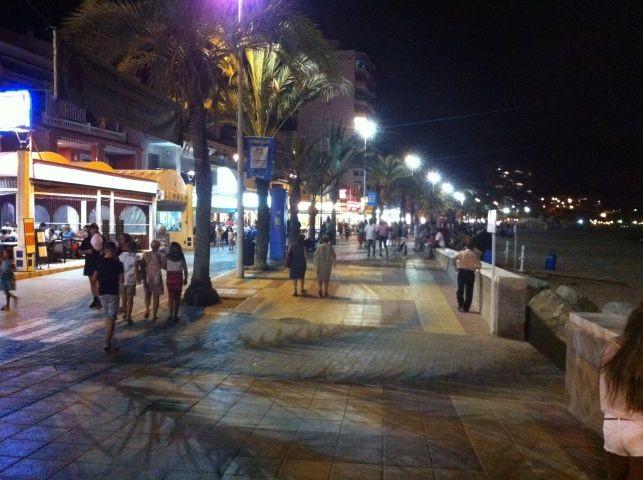 Strandpromenade El Campello