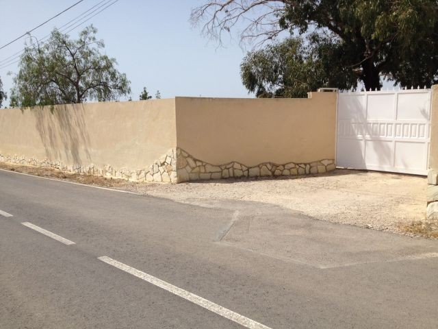 Bungalow Straßenansicht