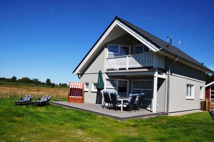 Ostsee Ferienhaus Meerjungfrau