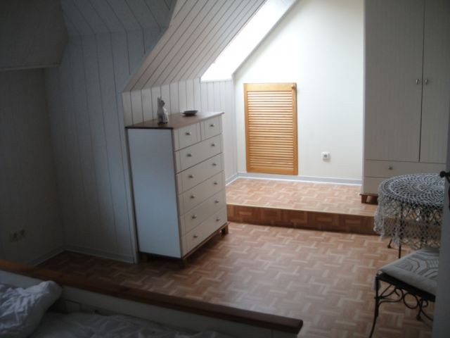 Kommode im Schlafzimmer
