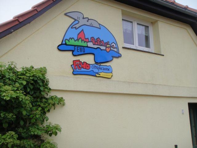 giebelseite des Fischerhauses
