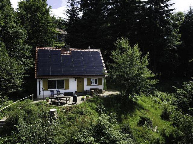 Ferienhaus Chalet Bergweide - freistehend, Traumlage