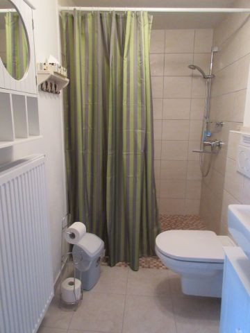 ebenerdiges Duschbad