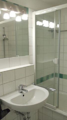 Badezimmer m. Wanne