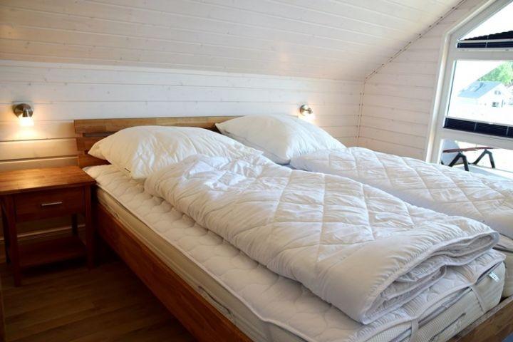 Doppelbettschlafzimmer II Kegelrobbe