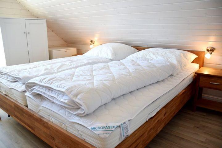 Doppelbettschlafzimmer III Kegelrobbe